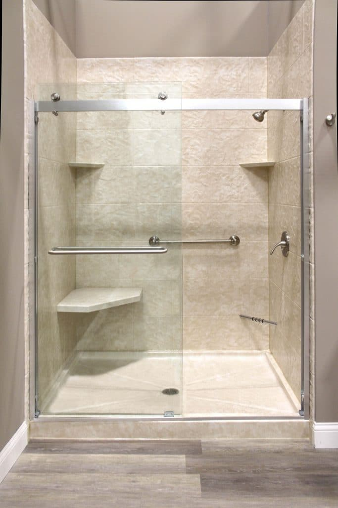 What You Need To Know About Shower Wall Surrounds Bathroom Pros