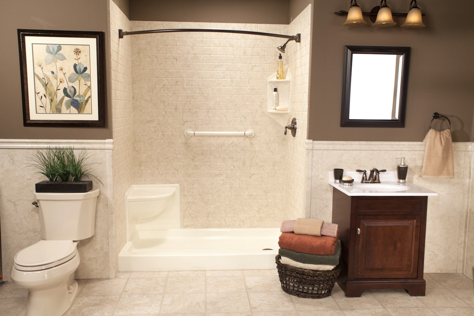 South Florida Shower Replacement - Bathrooms Plus Inc (17)