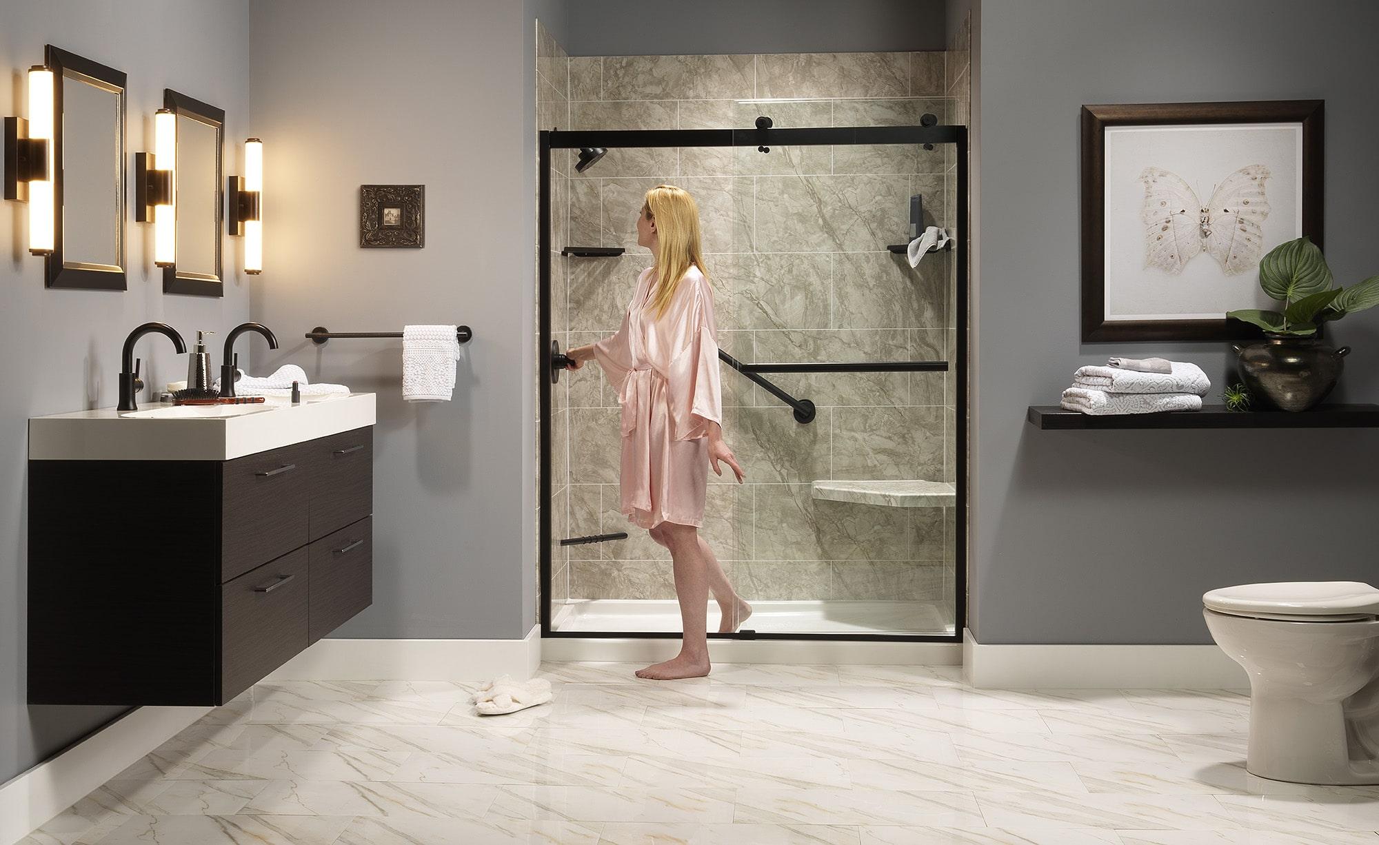 South Florida Tub to Shower Conversions - Bathrooms Plus Inc (11)