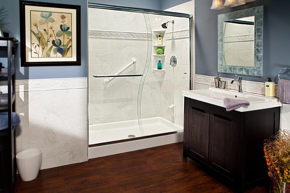 South Florida Tub to Shower Conversions - Bathrooms Plus Inc (4)